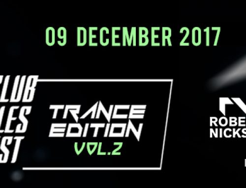 CLUB STYLES FEST. TRANCE EDITION, VOL. 2, 9 ДЕКАБРЯ, SENTRUM